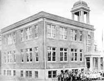 Ronald School 1912. Today the home of the Shoreline Historical Museum