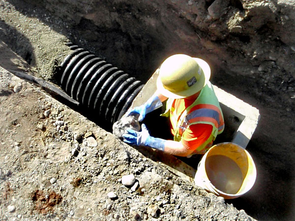 Stormwater Pipe Repair and Replacement Project