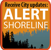Alert Shoreline button