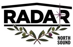RADAR North Sound logo