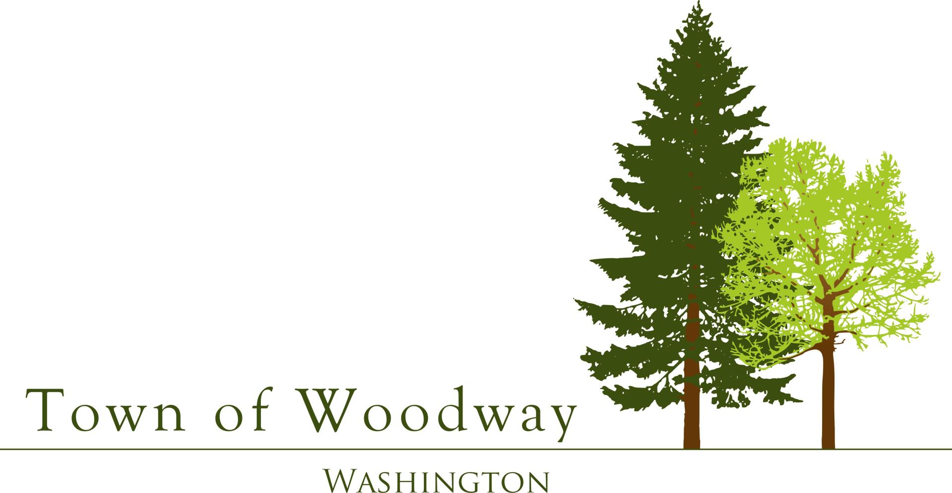 Logo for the Town of Woodway